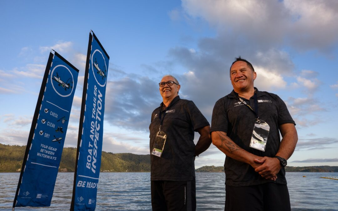 Biosecurity protection bolstered on Te Arawa Lakes